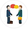 上門商洽(qia)獲取客戶需求與問題