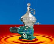 水性淬火液分离