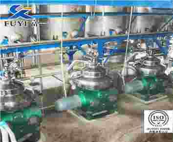 油水分离机的典型应用及离心油水分离机的处理方法方案