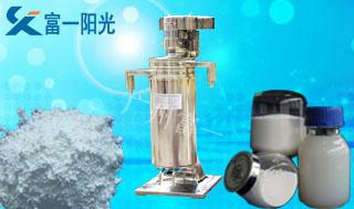 纳米材料行业解决方案